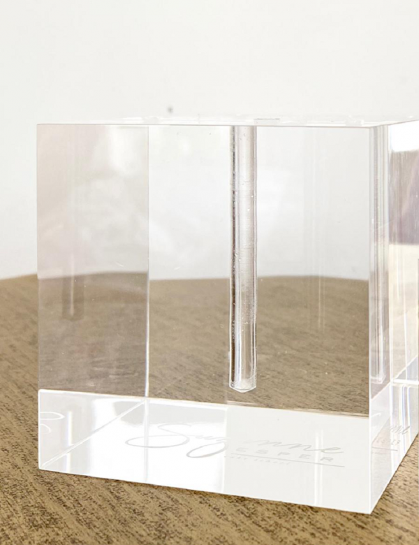 Suzanne Esper Acrylic Holder Single 4